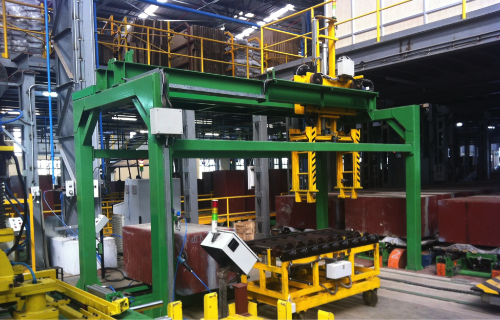 pick and place machine, loading and unloading machine, pick and place